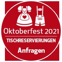 Oktoberfest 2021 Sicherheit