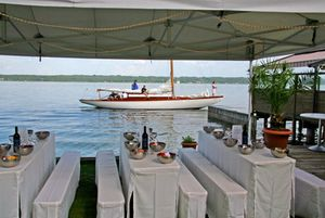 BBQ Firmenevents am Starnberger See